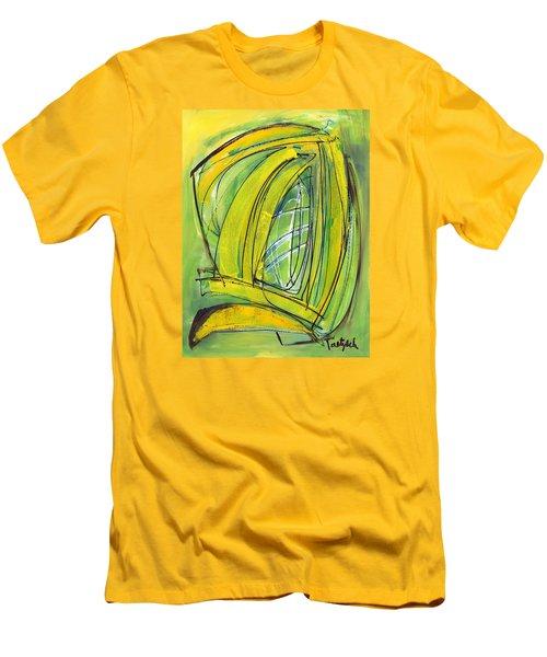 Inside Scope Men's T-Shirt (Slim Fit) by Lynne Taetzsch