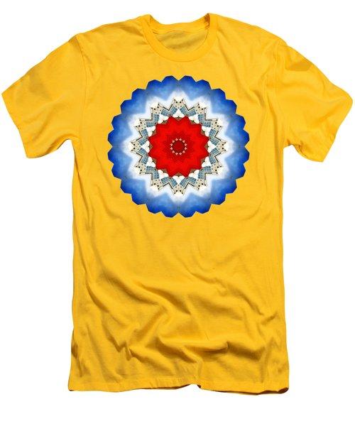 Kaleidos - Reykjavik02 Men's T-Shirt (Slim Fit) by Jack Torcello