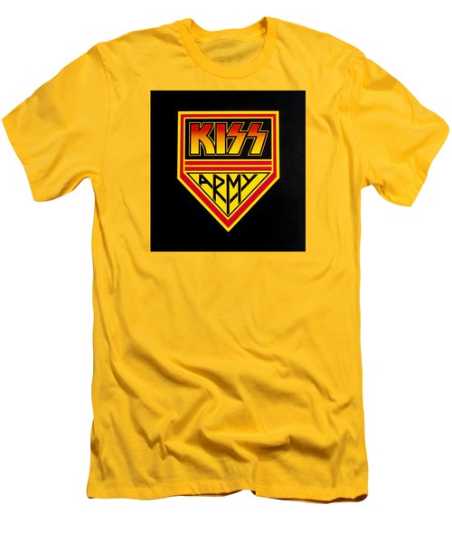 Kiss Army Men's T-Shirt (Athletic Fit)