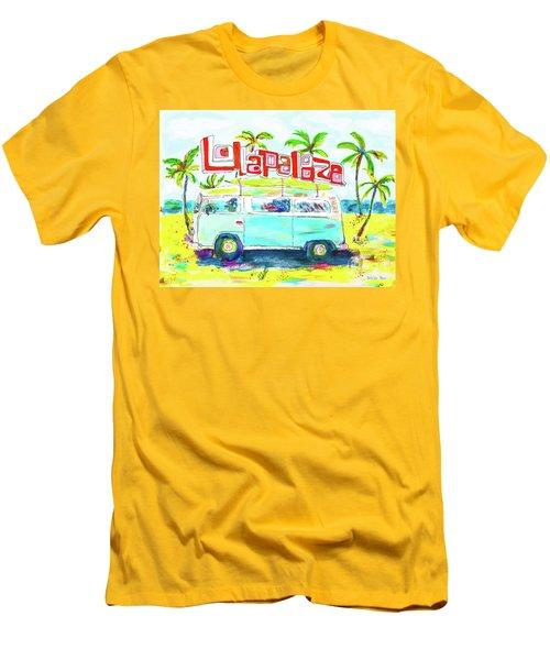 Lollapalooza Men's T-Shirt (Athletic Fit)