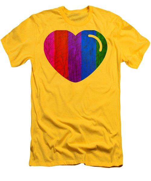 Love Is Love Men's T-Shirt (Athletic Fit)