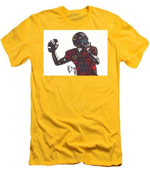 Marcus Mariota 1 Men's T-Shirt (Athletic Fit)