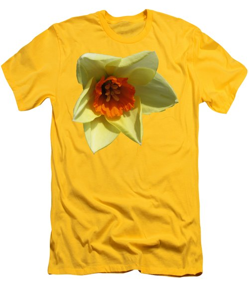 Narcissus 2 Men's T-Shirt (Slim Fit) by Vesna Martinjak