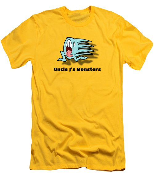 One Of Those Days Men's T-Shirt (Slim Fit) by Uncle J's Monsters
