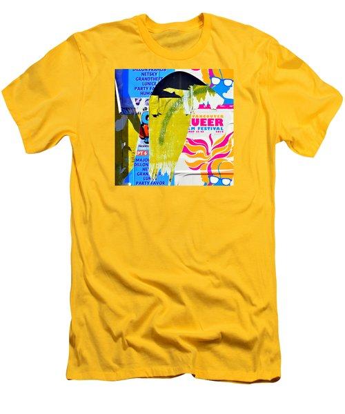 Poster Archaeology 30 Men's T-Shirt (Slim Fit) by David Gilbert