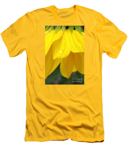 Rain And Sunshine On A Colorado Wildflower Men's T-Shirt (Athletic Fit)