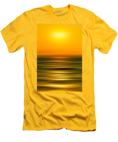 Rising Sun Men's T-Shirt (Slim Fit) by Az Jackson