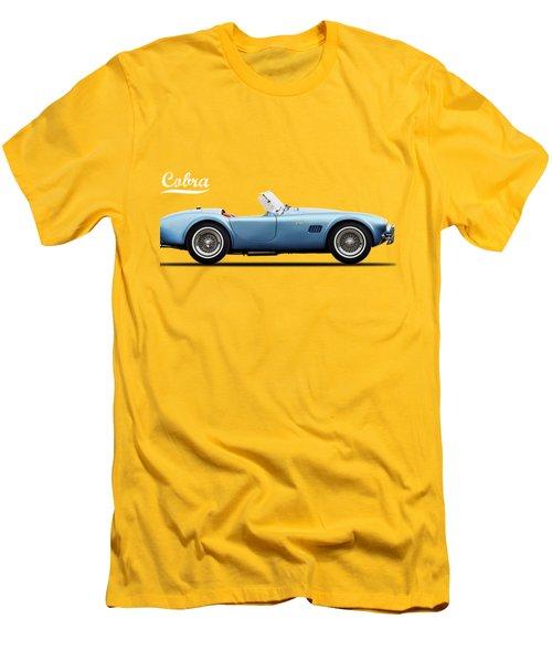 Shelby Cobra 289 1964 Men's T-Shirt (Slim Fit) by Mark Rogan