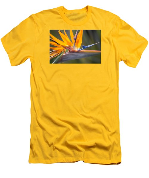 Men's T-Shirt (Athletic Fit) featuring the photograph Shocktop by Julie Andel