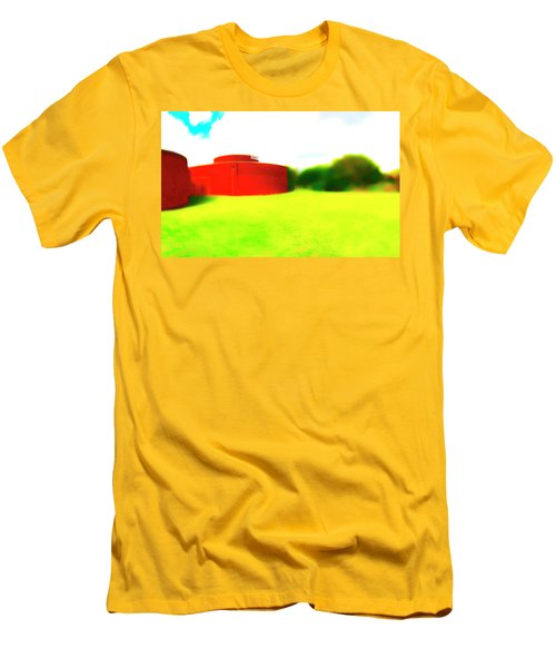 South Walls Men's T-Shirt (Athletic Fit)