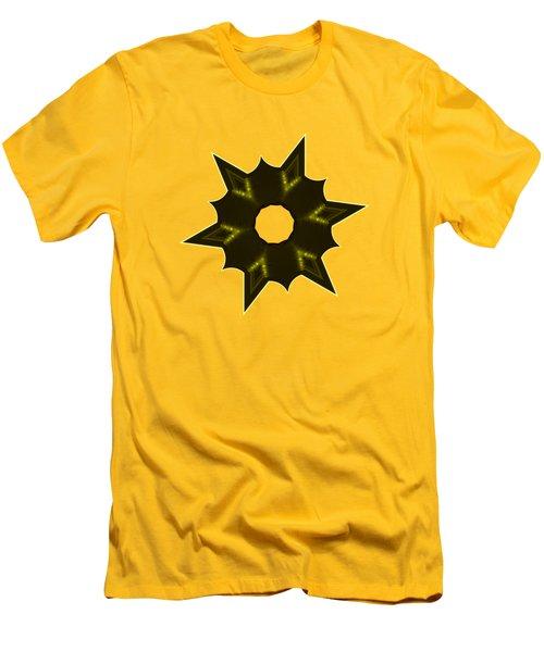 Star Record No. 5 Men's T-Shirt (Slim Fit) by Stephanie Brock
