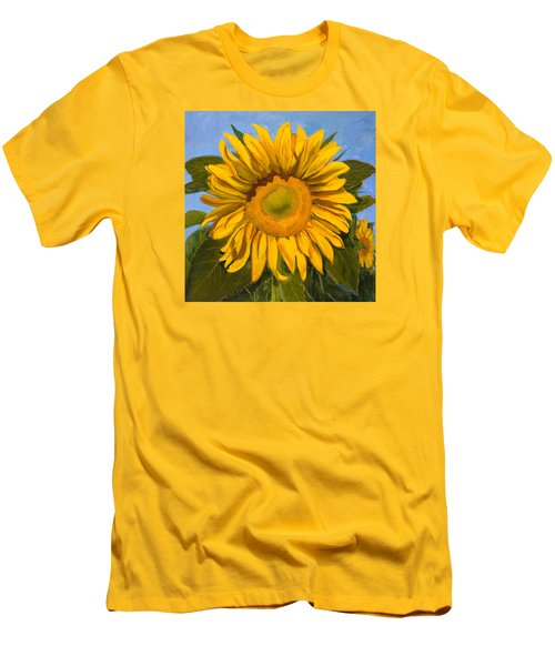Summer Joy Men's T-Shirt (Slim Fit) by Billie Colson