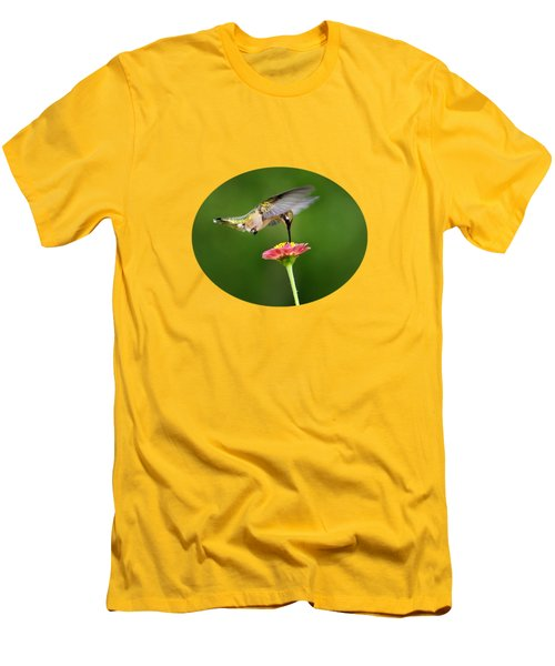 Men's T-Shirt (Athletic Fit) featuring the photograph Sun Sweet by Christina Rollo