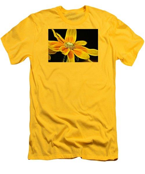 Sunrise Daisy Men's T-Shirt (Slim Fit) by Cameron Wood