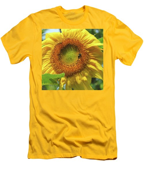 Sunshine In The Garden 1 Men's T-Shirt (Athletic Fit)