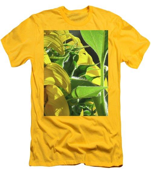Sunshine In The Garden 18 Men's T-Shirt (Athletic Fit)