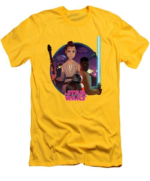 the Awakening Men's T-Shirt (Athletic Fit)