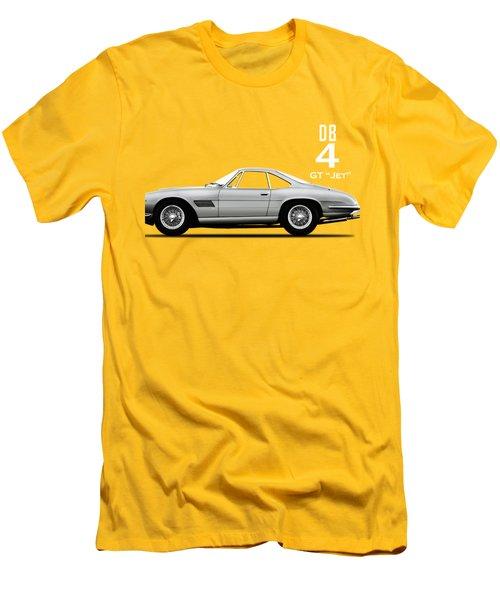 The Db4gt Jet Men's T-Shirt (Slim Fit)