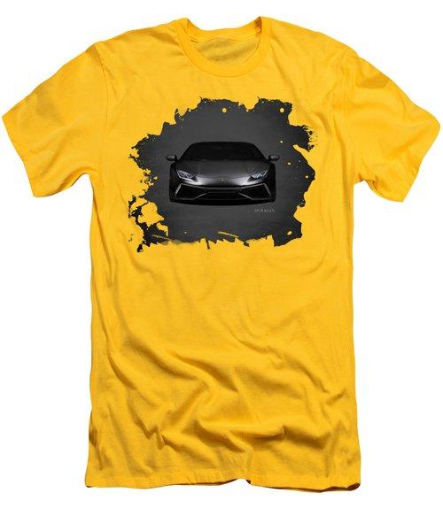 The Huracan Men's T-Shirt (Slim Fit) by Mark Rogan