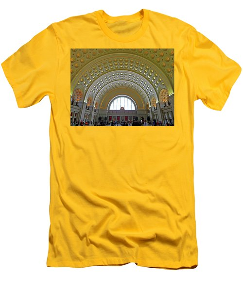 Union Station 12 Men's T-Shirt (Athletic Fit)