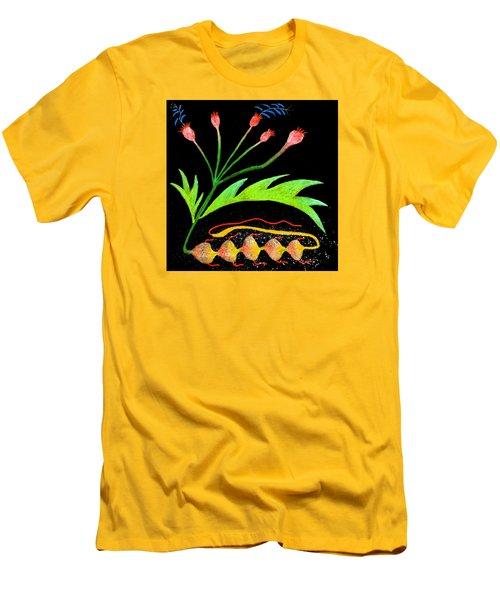 Unreal Men's T-Shirt (Slim Fit) by R Kyllo