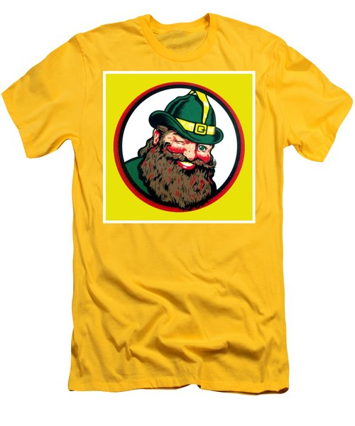 Vernors Ginger Ale - The Vernors Gnome Men's T-Shirt (Athletic Fit)