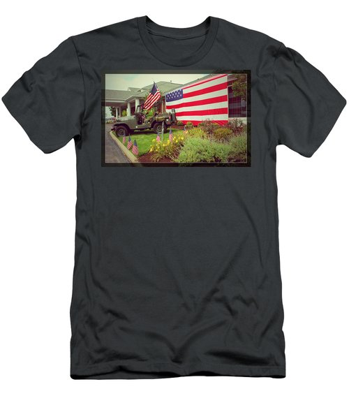 Some Gave All Men's T-Shirt (Athletic Fit)