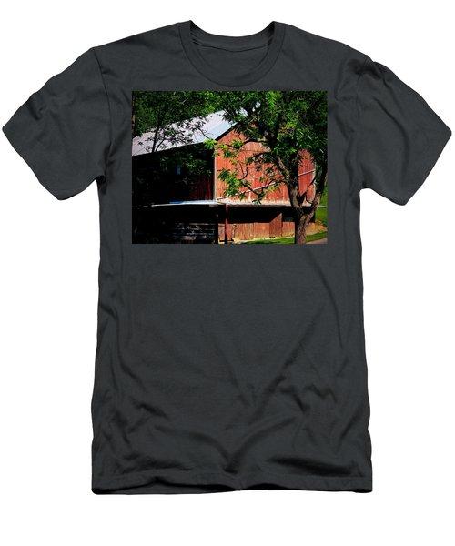 October Hill Men's T-Shirt (Athletic Fit)