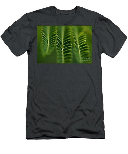 A Green Drop Men's T-Shirt (Athletic Fit)