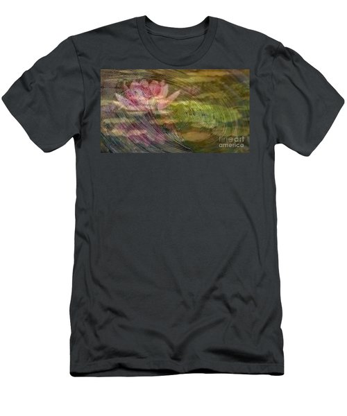 A Splash Of Lily Men's T-Shirt (Slim Fit)