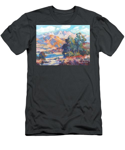 California Lake Men's T-Shirt (Athletic Fit)