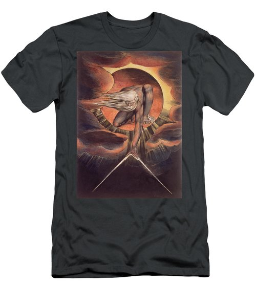 Frontispiece From 'europe. A Prophecy' Men's T-Shirt (Athletic Fit)