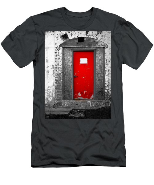 Red Door Perception Men's T-Shirt (Athletic Fit)