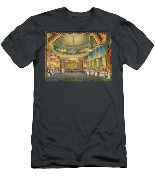 The Music Room Men's T-Shirt (Athletic Fit)