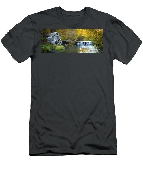 0291 Hyde's Mill Wisconsin Men's T-Shirt (Athletic Fit)