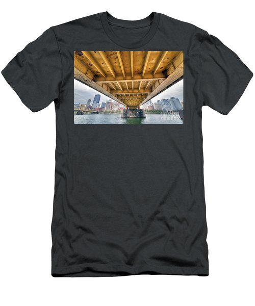 0309 Pittsburgh 4 Men's T-Shirt (Athletic Fit)