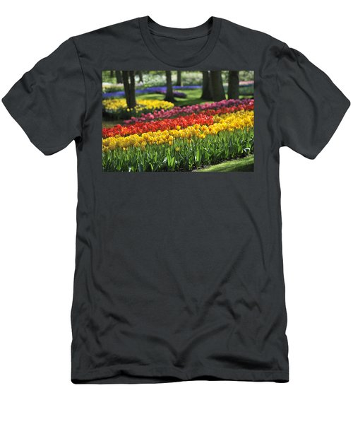 Men's T-Shirt (Slim Fit) featuring the photograph 090811p123 by Arterra Picture Library