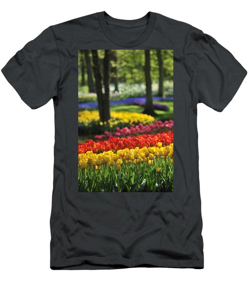 Men's T-Shirt (Slim Fit) featuring the photograph 090811p124 by Arterra Picture Library