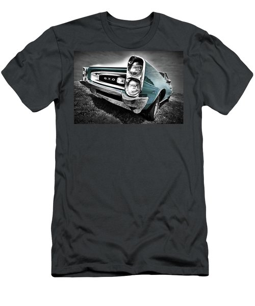 1966 Pontiac Gto Men's T-Shirt (Athletic Fit)