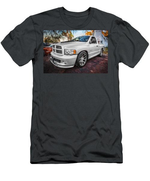 2004 Dodge Ram Srt 10 Viper Truck Painted Men's T-Shirt (Athletic Fit)