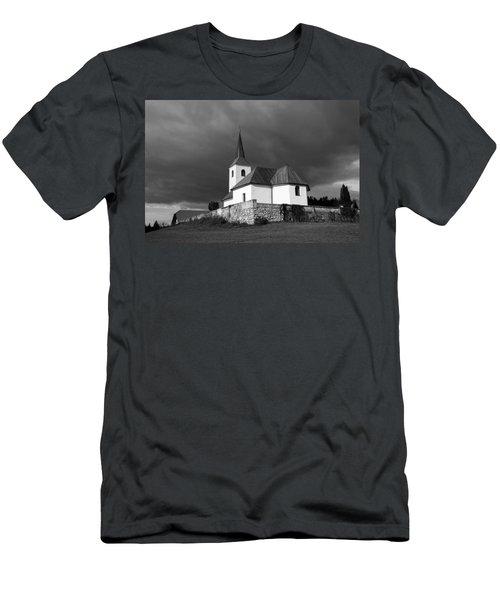 After The Rain Men's T-Shirt (Athletic Fit)
