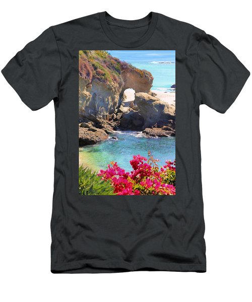 Arch Rock Laguna Men's T-Shirt (Athletic Fit)