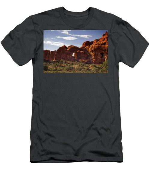 Arches National Park Men's T-Shirt (Athletic Fit)