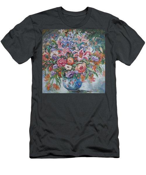 Arrangement II Men's T-Shirt (Athletic Fit)