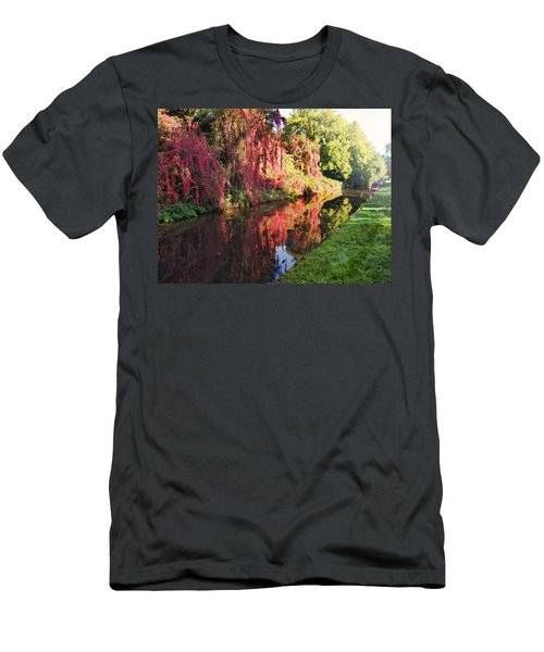 Autumn Colours Men's T-Shirt (Athletic Fit)