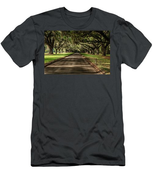 Boone Plantation Road Men's T-Shirt (Athletic Fit)