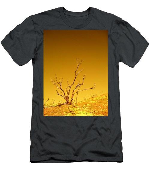 Burnt Bush Men's T-Shirt (Athletic Fit)