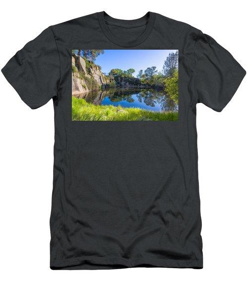 Copp's Quarry Men's T-Shirt (Athletic Fit)