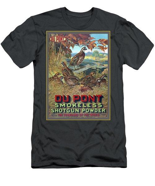 Du Pont Smokeless Men's T-Shirt (Athletic Fit)