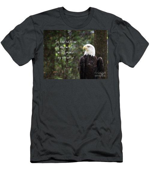 Eagle Scripture Men's T-Shirt (Athletic Fit)